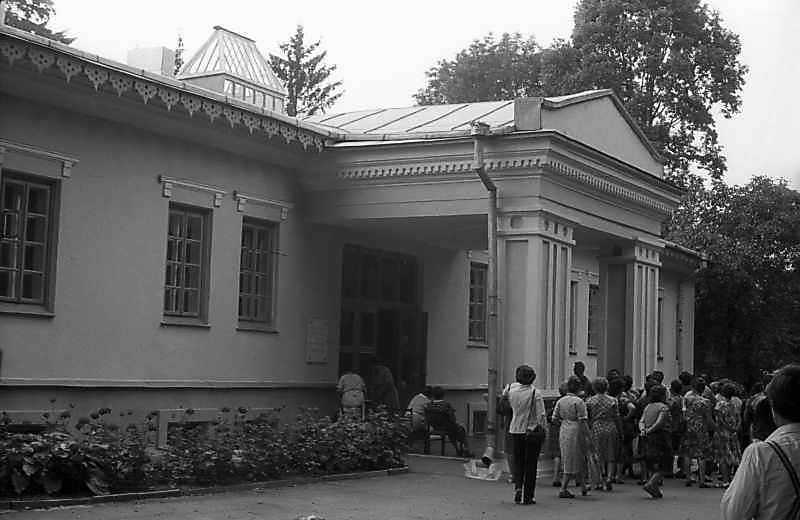 Будинок, в якому жив М.І. Пирогов