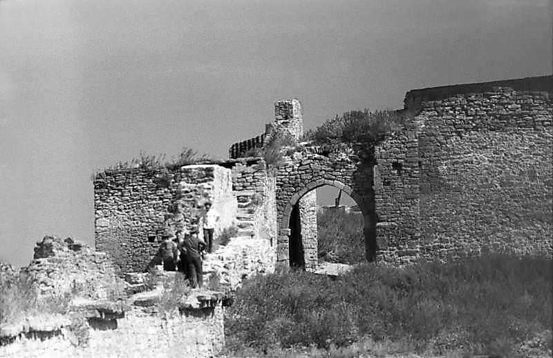 1984 р. Загальний вигляд з південного заходу