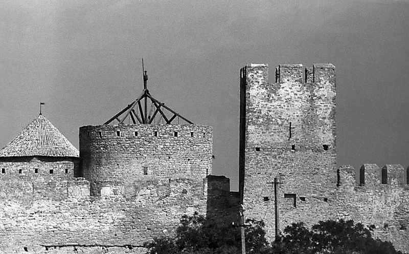 1984 р. Башти цитаделі (28, 27), башта…
