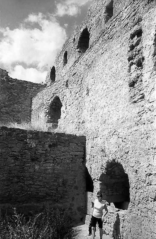 1984 р. Північний мур в ракурсі.…
