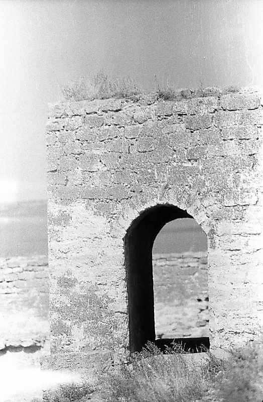 1984 р. Бойовий хід і фрагмент башти.…