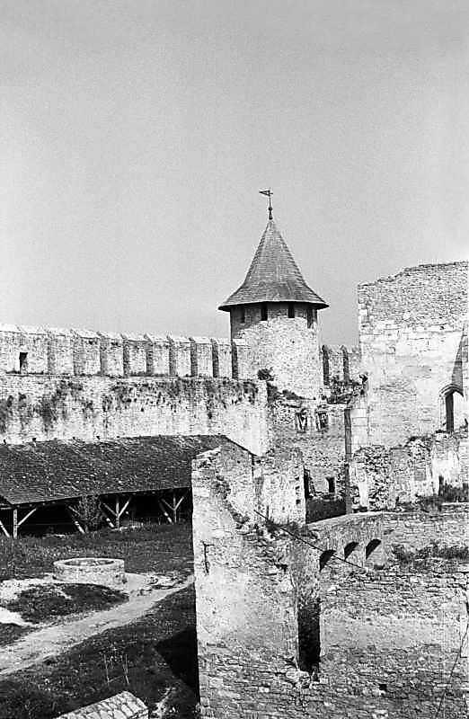 1985 р. Загальний вигляд з південного сходу
