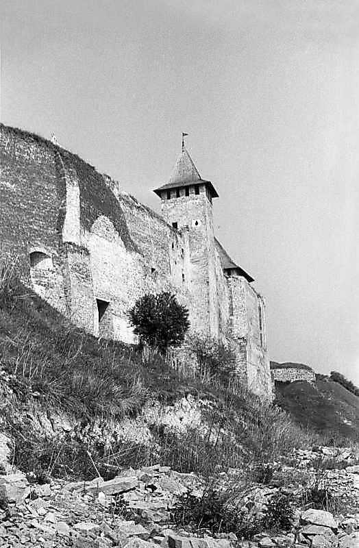 1985 р. Східний мур. Вигляд з півдня
