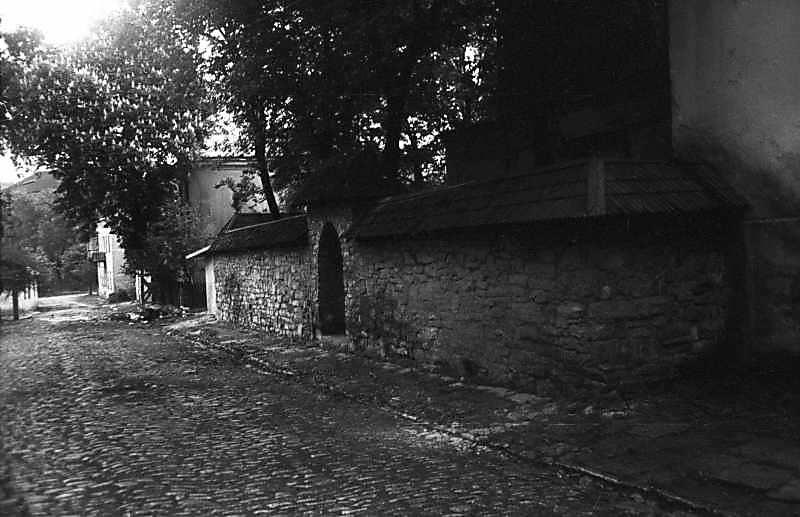 1985 р. Мур та фіртка по вул.…
