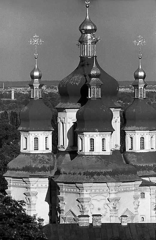 1985 р. Вигляд із заходу