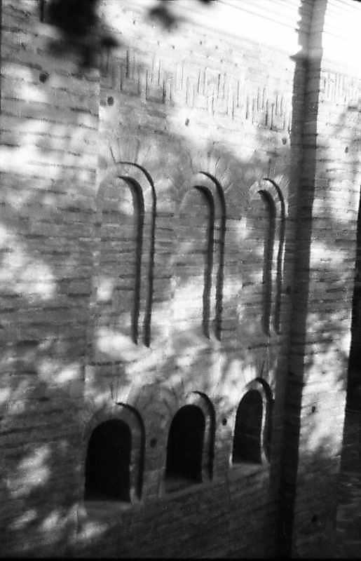 1985 р. Фрагмент північного фасаду.…