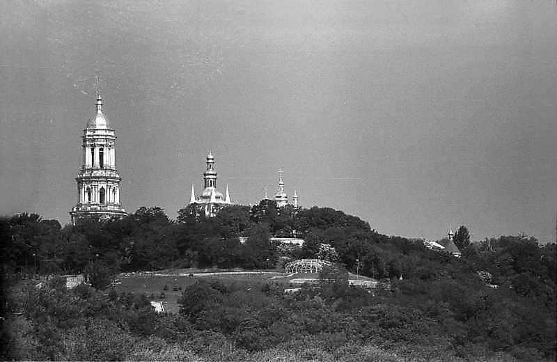 1985 р. Велика дзвіниця і Дальні…
