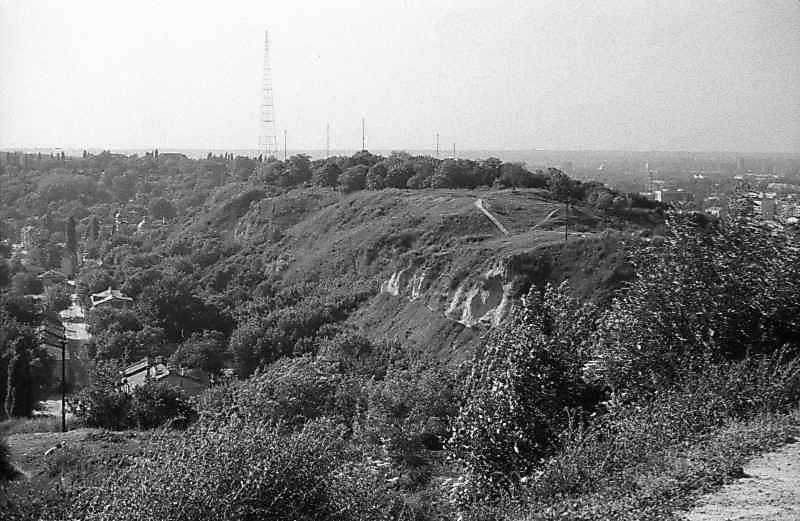 1985 р. Загальний вигляд від Історичного музею