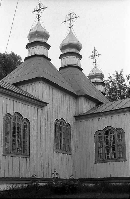 1985 р. Вигляд з південного заходу
