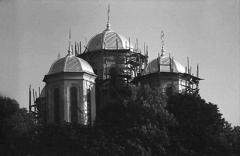 1985 р. Верхи. Вигляд з півдня