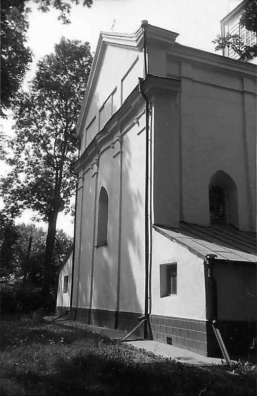 1985 р. Вівтар. Вигляд з північного сходу