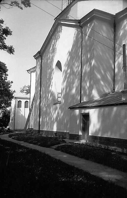 1985 р. Південний фасад. Вигляд зі сходу
