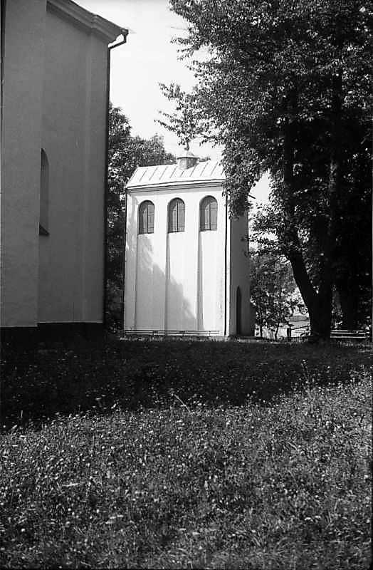 1985 р. Дзвіниця. Вигляд зі сходу