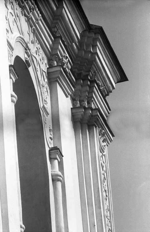 1986 р. 4-й ярус південно-східного фасаду. Вигляд з південного заходу