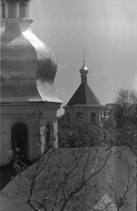 1986 р. Купол. Вигляд з північного…