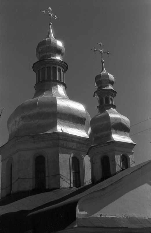 1986 р. Верхи. Вигляд з північного заходу