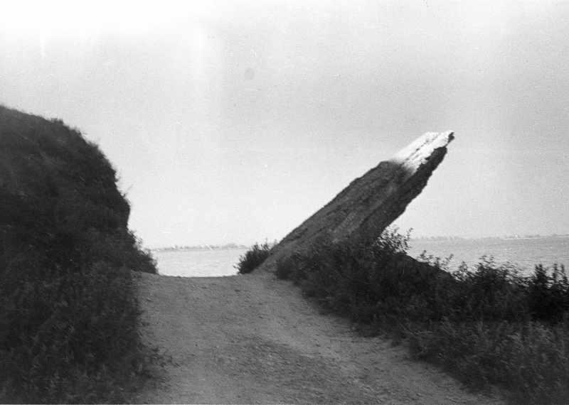 1986 р. Берег лиману під урвищем…