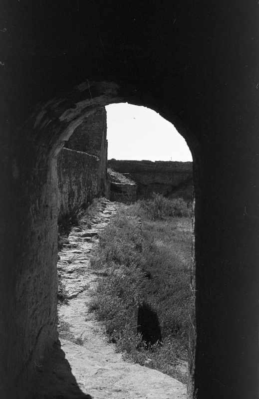 1986 р. Прохід з башти 30 на південь