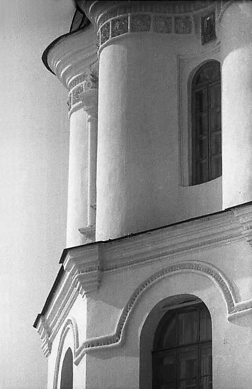1987 р. Барабан дзвіниці. Вигляд з…