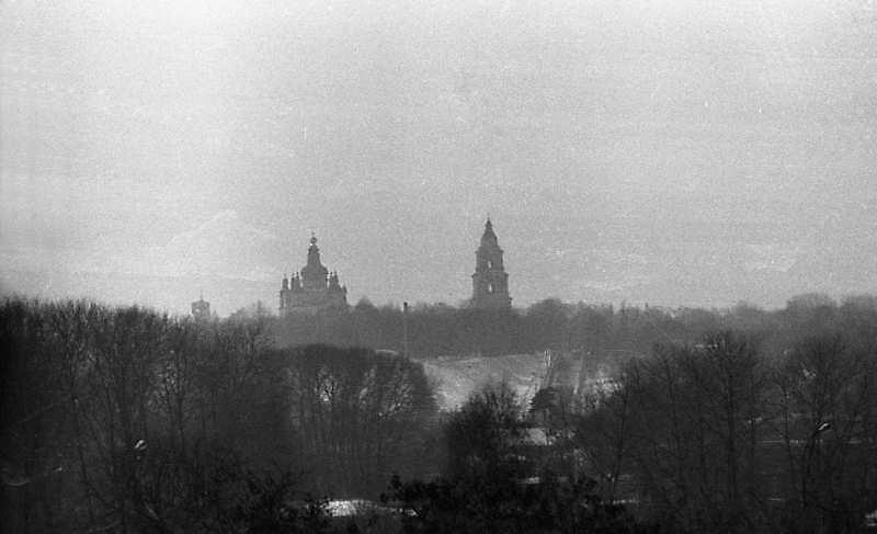 1987 р. Загальний вигляд зі сходу, з…
