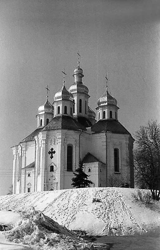 Церква св.Катерини