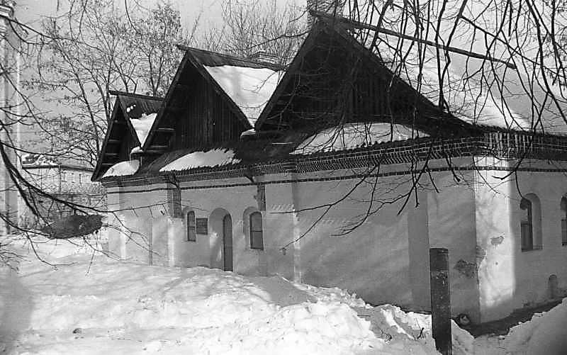 1987 р. Західний фасад. Вигляд з…