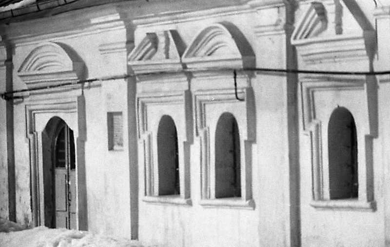 1987 р. Фрагмент південного фасаду.…