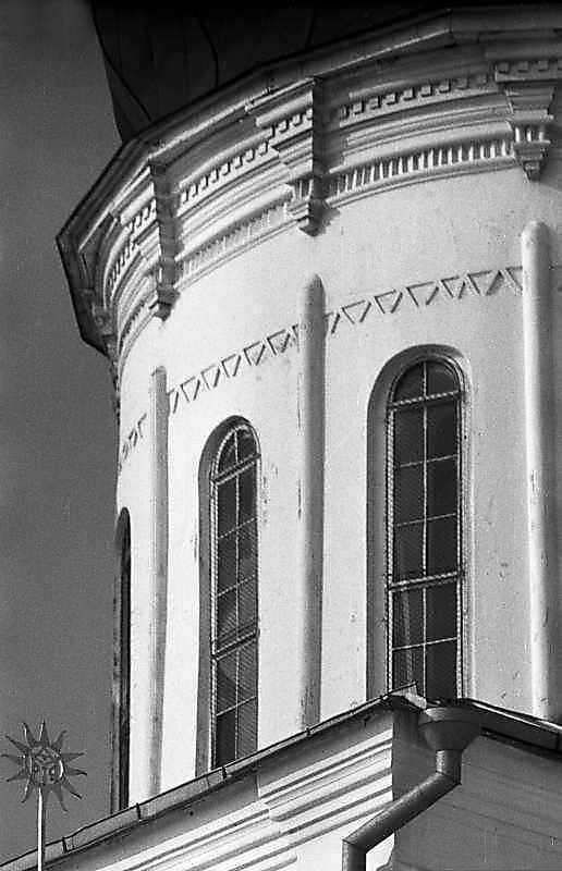Барабан центрального верху