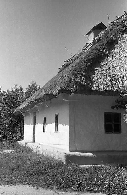 1987 р. Чільний фасад у ракурсі