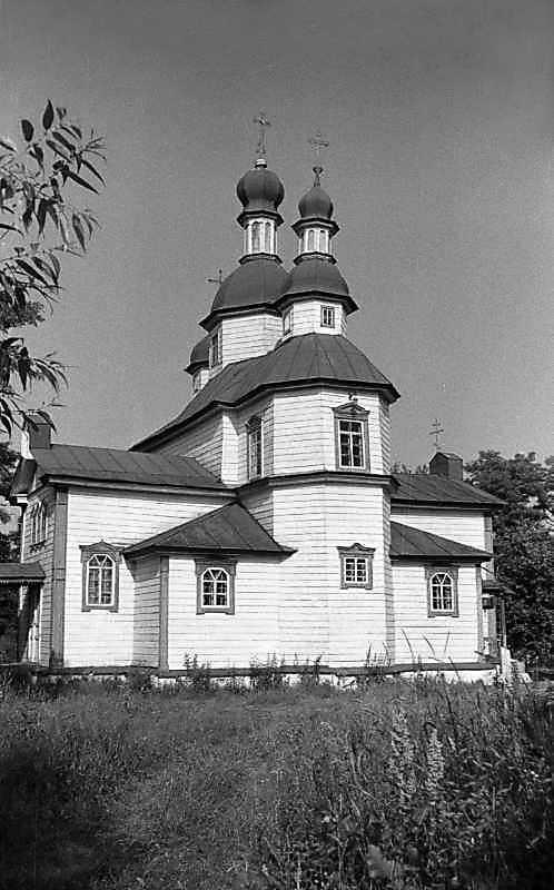Церква св.Онуфрія