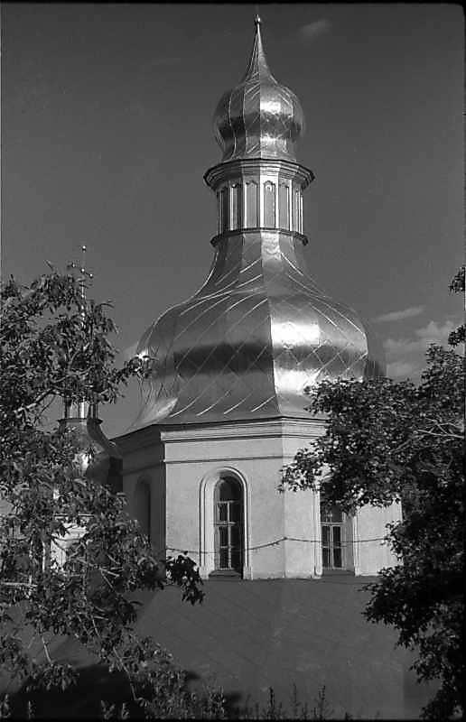 1987 р. Вигляд з північного заходу