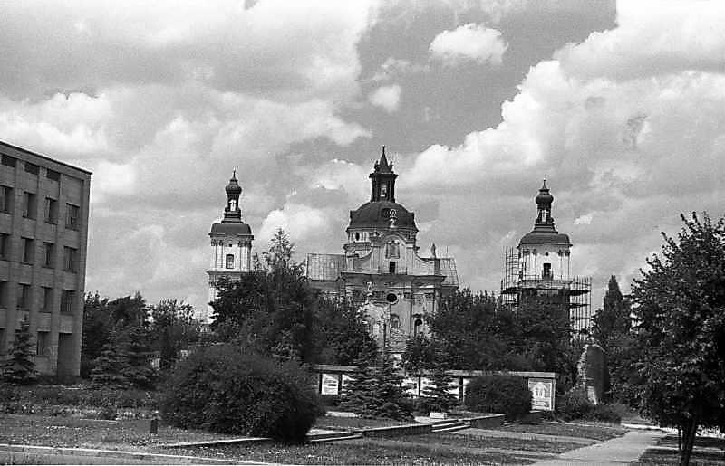 1987 р. Загальний вигляд з південного сходу