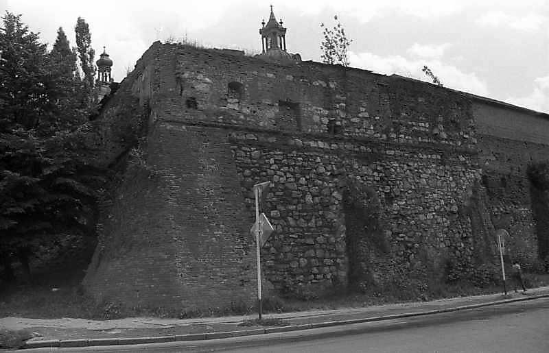 1987 р. Північна башта. Вигляд з півночі