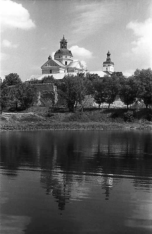 1987 р. Загальний вигляд із заходу