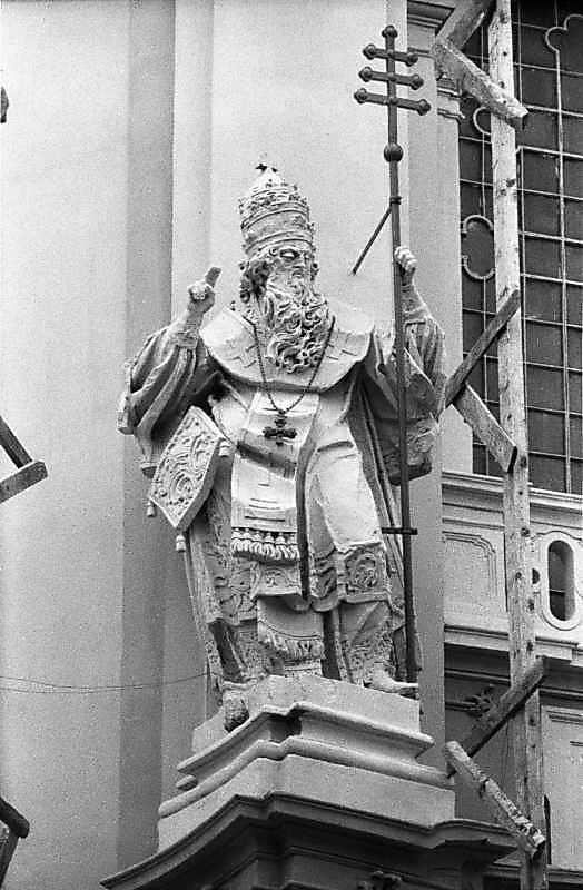 Св.Афанасій. Вигляд зі сходу