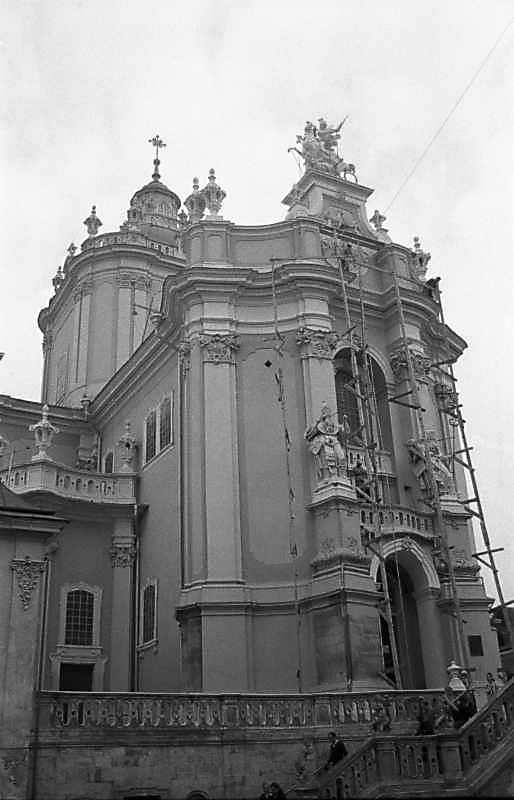 1987 р. Загальний вигляд зі сходу