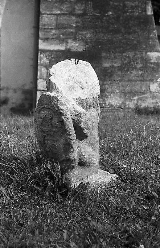1987 р. Скульптура лева 2