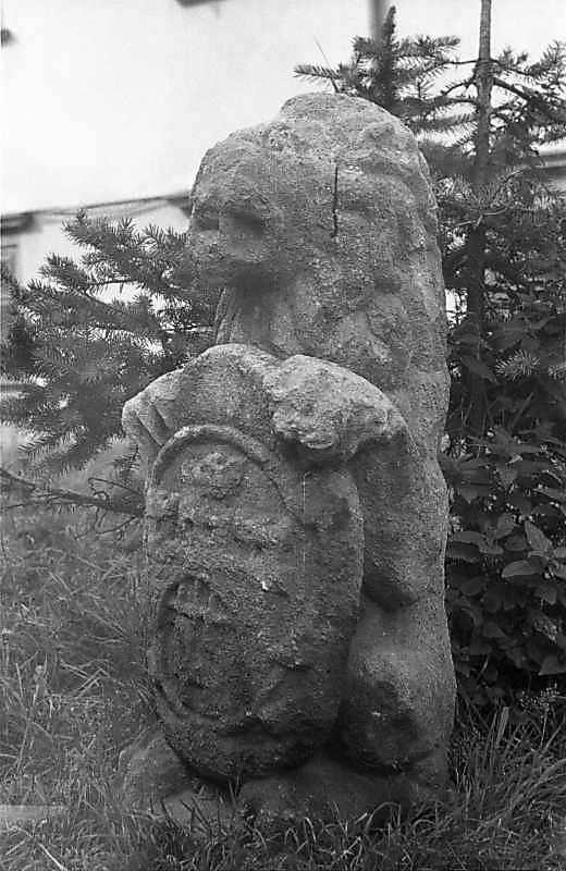 1987 р. Скульптура лева 3
