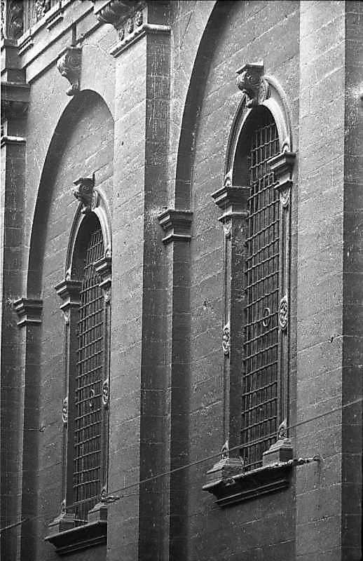 1987 р. Вікна південного фасаду