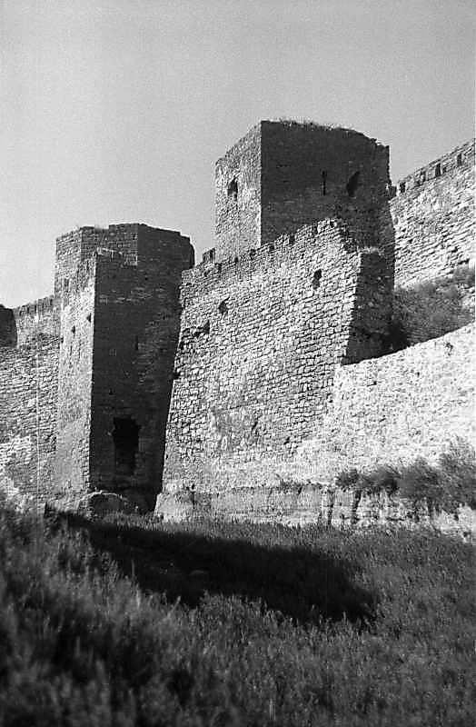 1987 р. Загальний вигляд з північного сходу на тлі башти 32