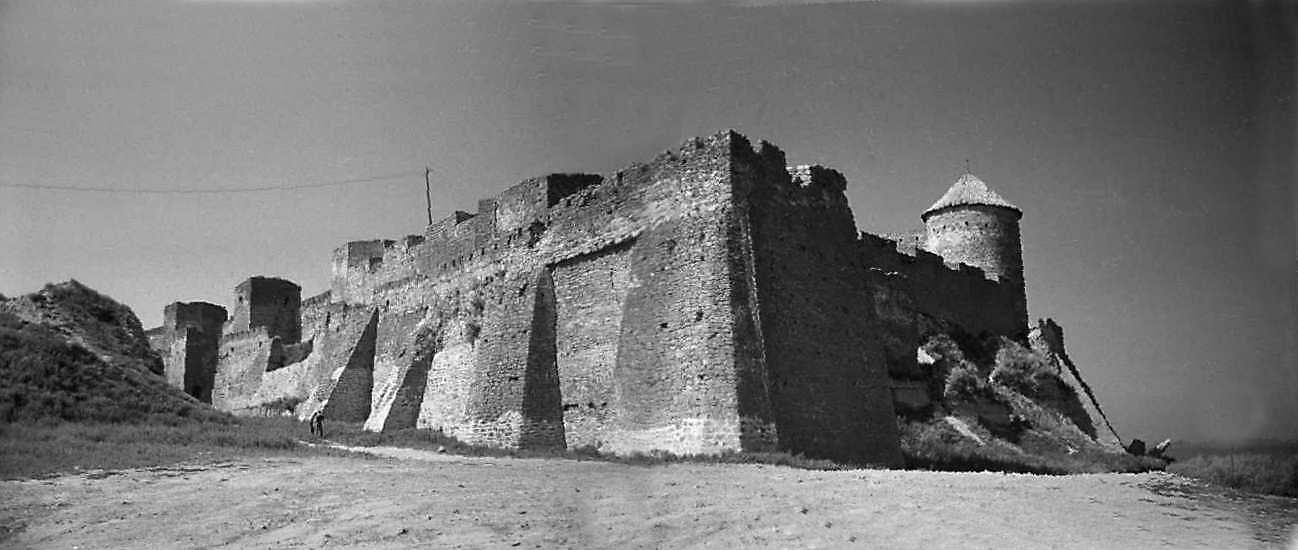 1987 р. Панорама північно-східного…