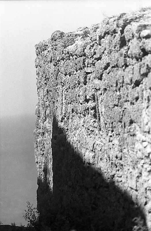 1987 р. Північний кінець східного муру…