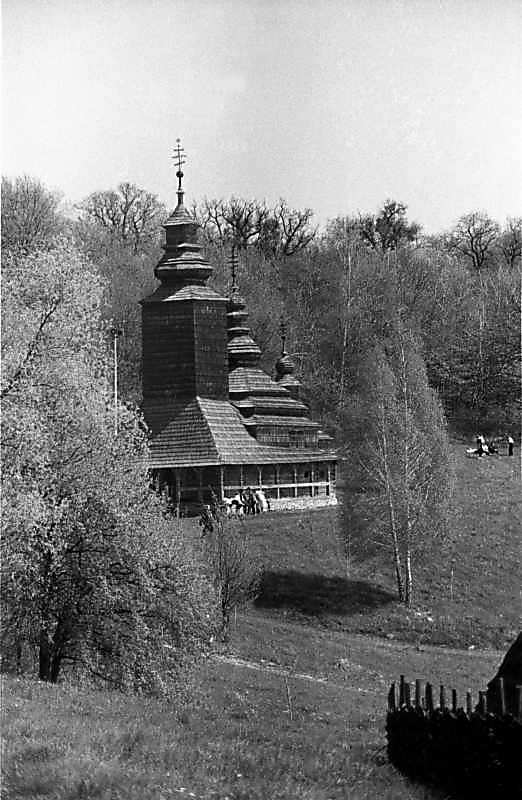 1988 р. Загальний вигляд з південного заходу