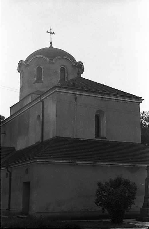 1988 р. Західний фасад. Вигляд з…