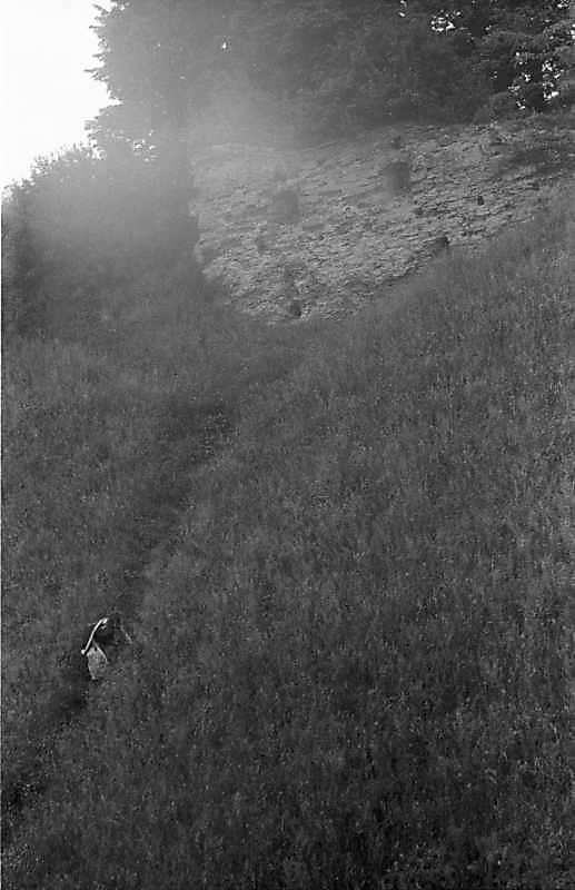 1988 р. Фрагмент чільного муру. Вигляд…