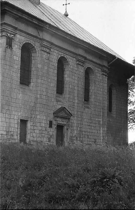 1988 р. Північний фасад. Вигляд з…