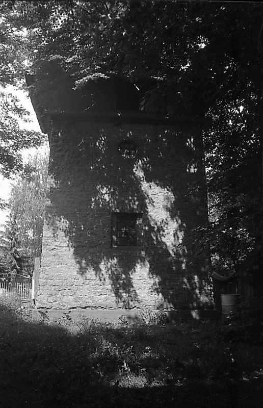 1988 р. Дзвіниця. Загальний вигляд з півдня