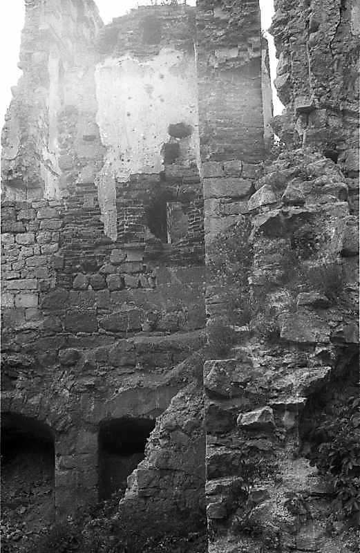 1988 р. Башта 11. Вигляд з північного…