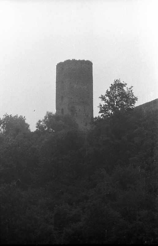 1988 р. Башта. Вигляд з південного сходу