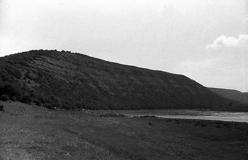 1988 р. Вид Червоної гори